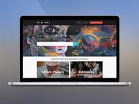 Homepage Redesign - PR Slides