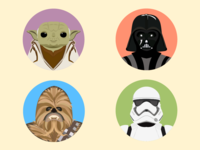 Star Wars - Avatars