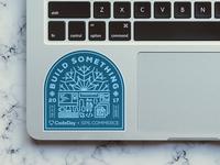 Codeday Sticker