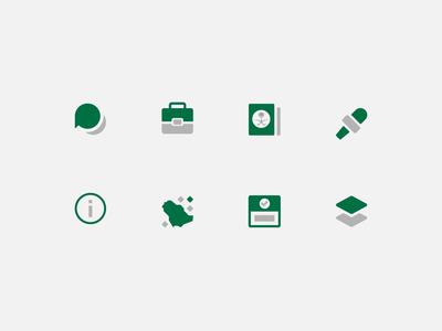 Ministry of Housing   Website Nav menu icons
