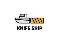 KNIFE SHIP Logo