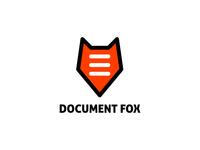DOCUMENT FOX Logo