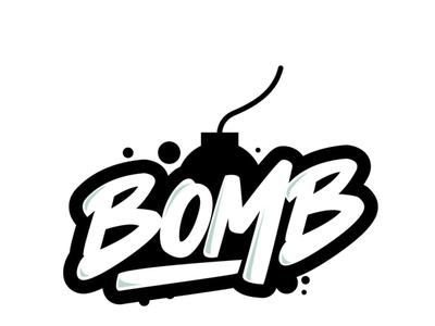 BOMB Logotype