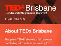 Tedx Brisbane
