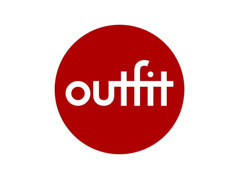 Outfit logo outfit logo circle