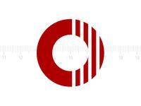 Outfit Logomark / alternative / favicon outfit logo favicon metre metric units cm