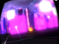 More Bloom! More Glow! Obnoxiously Neon 80's VR 80s style neon 80s glow vr android