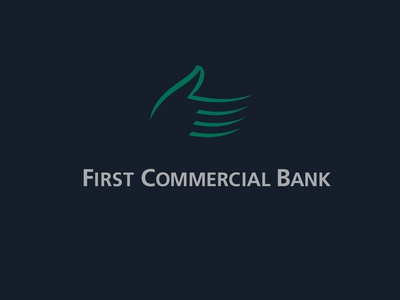 First Commercial Bank identity corporate