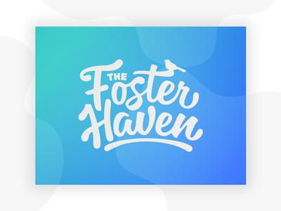 The Foster Haven logo