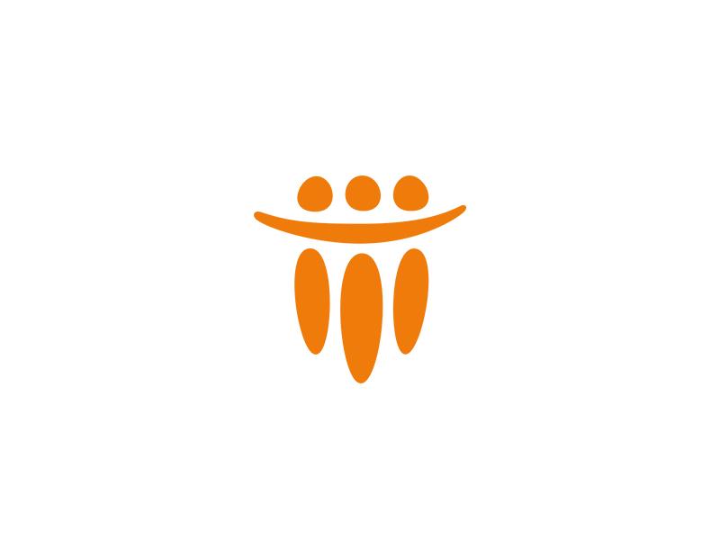 OMJS logo orange omjs logo icon