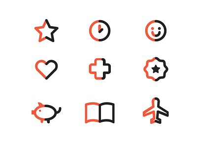 Iconset icon iconset line storke