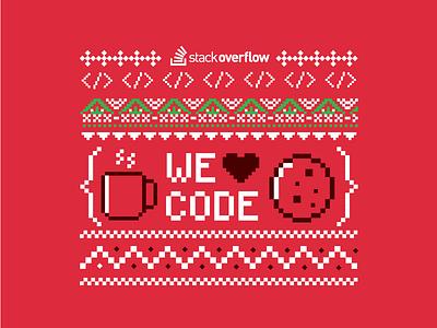 Ugly Holiday Tshirt pixelart 8bit tshirt