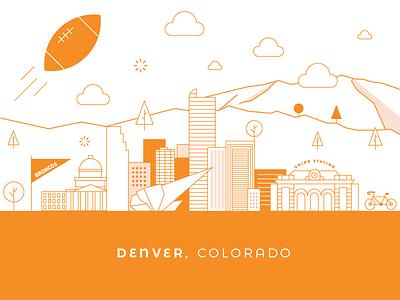 Denver Office Mural mural office denver