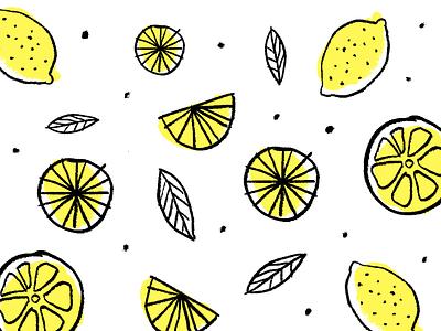 Pattern pattern lemon