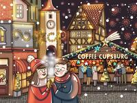 Coffee Cupsburg