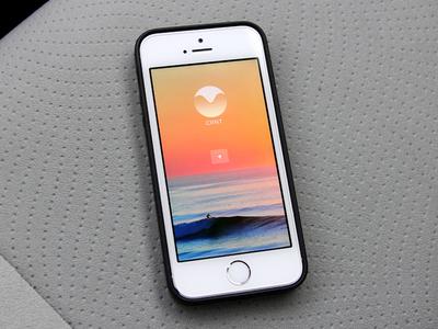 CRNT Surf app