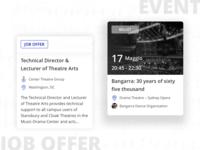 Musicamea: event and job offer