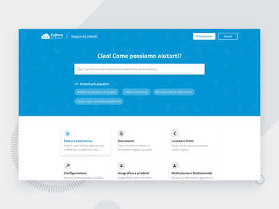Fatture in Cloud — Help! user guide ui helpdesk help center help guides guide