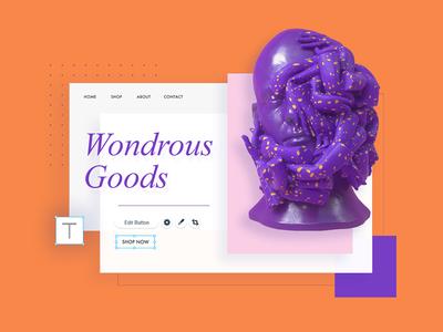 3D Website