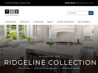 TAS Flooring Web design