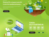 Eden Geo Power Web Design