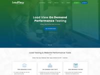 Load View Web Page Design