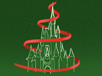 Christmas Magic Kingdom