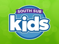 South Sub Kids Logo + Branding