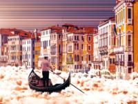 Venice on sky...