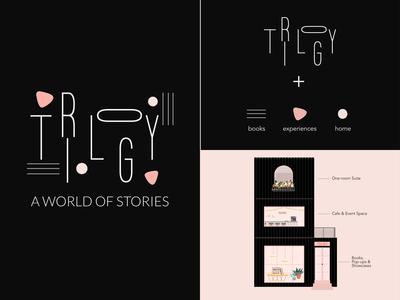 Trilogy: A Conceptual Book Store