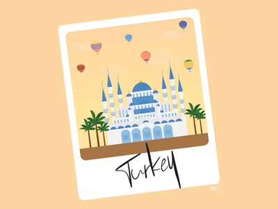 Travel Polaroid: Turkey