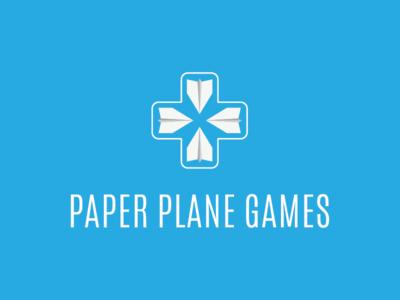 Paper Plane Games logo