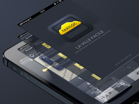 Taxiloc App Layers