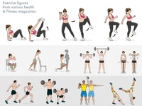 Exercises Illustration