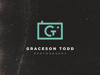 Graceson Todd Photography photography logo icon mark camera ligature