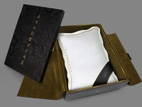 Maxx Royal  hotel opening invitation luxury pillows