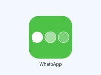 WhatsApp Icon Redesign