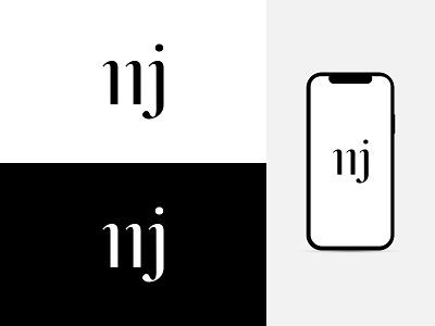 m + j Letter Logo unique logo ai clean logo logo designer logo inspiration logo idea simple logo modern logo logodesign logo mark letter logo mj logo minimalist logo