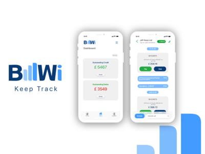 Billwi App Ui