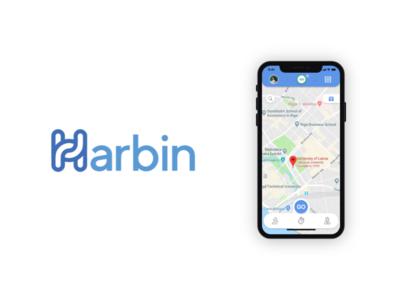 Harbin Mobile App Ui Design