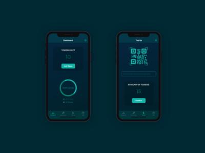 License Keys Selling App Ui Design