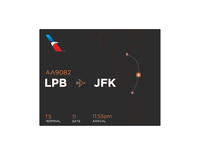 Flight info ui hr