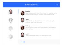 Chat UI - #30dayUI - Day 10