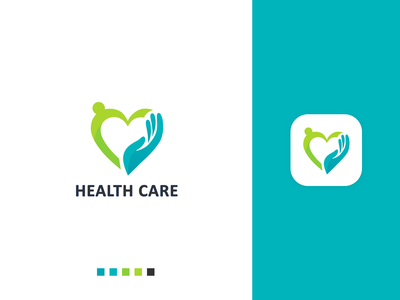 Health Care Logo Design medical logo healthlogo logodesign vector design logo