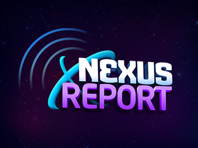 The Nexus Report logo wildstar netcast gaming mmo twitch livestream