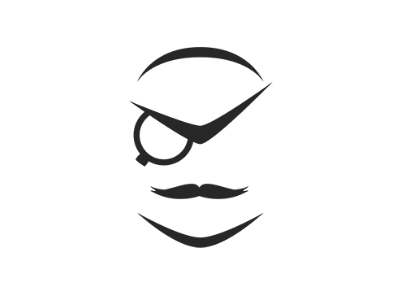 Professor Broman twitch logo monocle destiny