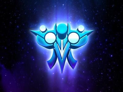 VAST - Pac-Ha Peacekeep geek  sundry sci-fi vast alien space logo