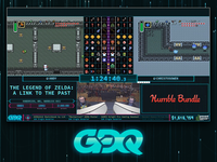 Awesome Games Done Quick - Broadcast Graphics