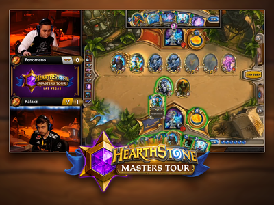 Hearthstone 2019 Broadcast Overlays twitch blizzard streaming overlays esports motion graphics broadcast graphics hearthstone