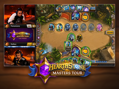 Hearthstone 2019 Broadcast Overlays